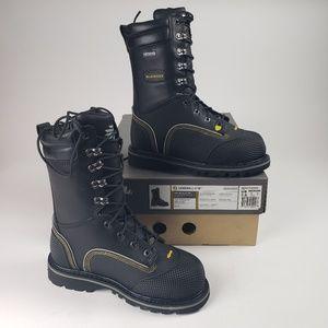 Lacrosse Longwall II 10' work Boots 7.5